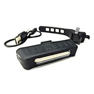 お買い得  フラッシュライト/ランタン/ライト-自転車用ライト 自転車用ヘッドライト 後部バイク光 LED - サイクリング 充電式 防水 コンパクトデザイン 変色 その他 150 ルーメン USB 日常使用 サイクリング-XIE SHENG®