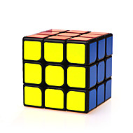 cheap Toy & Game-Rubik's Cube YONG JUN 3*3*3 Smooth Speed Cube Magic Cube Puzzle Cube Professional Level Speed Square Christmas New Year Children's Day