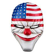 abordables Juguetes y juegos-Máscaras de Halloween Máscaras de Carnaval Personaje de Película Tema de Horror 1