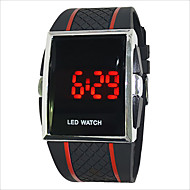 Couple's LED Electronic Watches Creative Students Fashion Lovers Watches
