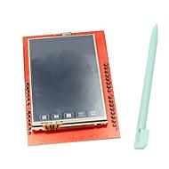 2.4 inch TFT LCD touch screen schild met touch pen voor arduino uno