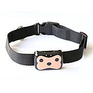 お買い得  ペット用品 & アクセサリー-犬 GPS首輪 防水 付属の電池 GPS 動物 PC(ポリカーボネート) ブラック