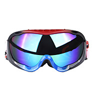høj kvalitet mænd og kvinder professionelle dobbelt lag anti tåge linse ski briller