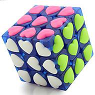 billige Legetøj og hobby-Rubiks terning YongJun 3*3*3 Let Glidende Speedcube Magiske terninger Puslespil Terning Professionelt niveau Hastighed Hjerte Nytår