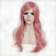 Недорогие Парики-Парики из искусственных волос Естественные кудри плотность Без шапочки-основы Жен. Парики для косплей Искусственные волосы