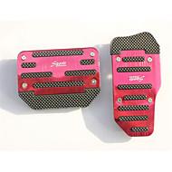 abordables Pastillas de Freno-rayas pedales del coche piloto automático / pedal de freno / pedal del acelerador
