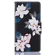 Недорогие Чехлы и кейсы для Huawei Honor-Кейс для Назначение Huawei P9 Huawei P9 Lite Huawei Huawei Honor 5X P9 Lite P9 Кейс для Huawei Бумажник для карт Флип Чехол другое Мягкий