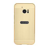 Для Кейс для HTC Покрытие Кейс для Задняя крышка Кейс для Один цвет Твердый Акрил HTC HTC Desire 826 / HTC Desire 626 / HTC A9 / Other