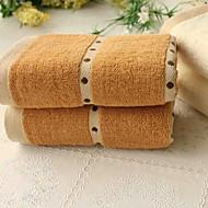 Färsk stil Tvätt handduk,Jacquard Överlägsen kvalitet 100% Bomull Handduk