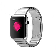 cheap Apple Accessories-Watch Band for Apple Watch Series 3 / 2 / 1 Apple Butterfly Buckle Stainless Steel Wrist Strap