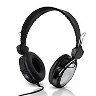 お買い得  ヘッドセット、ヘッドホン-Kubite T-420 ヘッドホン(ヘッドバンド型)ForコンピュータWithマイク付き / ゲーム / ノイズキャンセ