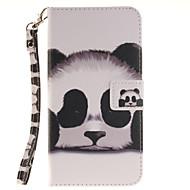 Для Samsung Galaxy Note7 Кошелек / Бумажник для карт / Флип / С узором Кейс для Чехол Кейс для Кот Твердый Искусственная кожа SamsungNote