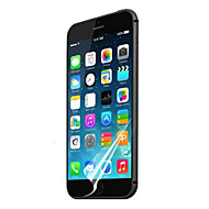 Χαμηλού Κόστους Προστατευτικά Οθόνης για iPhone-Προστατευτικό οθόνης Apple για iPhone 6s iPhone 6 3 τμχ Προστατευτικό μπροστινής οθόνης Υψηλή Ανάλυση (HD)