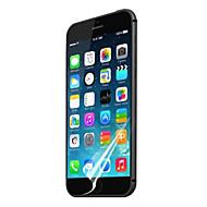 Недорогие Защитные плёнки для экрана iPhone-Защитная плёнка для экрана Apple для iPhone 6s iPhone 6 3 ед. Защитная пленка для экрана HD