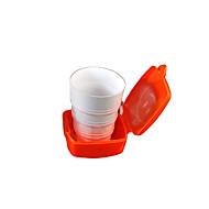 billige Rejsetilbehør-Rejse Rejseflaske og kop Rejseservice Plastik