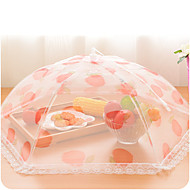 Insect Proof Printed Food Net Cover Kitchen Helper(Random Colour)