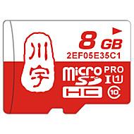 Недорогие Карты памяти-Kawau 8GB Карточка TF Micro SD карты карта памяти UHS-I U1 Class10