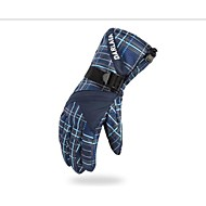 GQY® Muškarci Biciklističke rukavice Skijaške rukavice Cijeli prst Ugrijati Vjetronepropusnost Otporno na nošenje Aktivnost / Sport