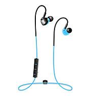저렴한 -ARKON B2 귀에 목 밴드 무선 헤드폰 동적 게임 이어폰 소음 차단 마이크 포함 볼륨 컨트롤 야광의 헤드폰