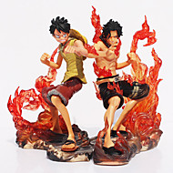 저렴한 -애니메이션 액션 피규어 에서 영감을 받다 One Piece 코스프레 11 CM 모델 완구 인형 장난감