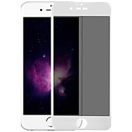 Недорогие Защитные плёнки для экрана iPhone-Защитная плёнка для экрана Apple для iPhone 6s iPhone 6s / 6 iPhone 6 Закаленное стекло 1 ед. Защитная пленка для экрана 2.5D