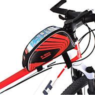 Fahrradrahmentasche Wasserdicht / Stoßfest / tragbar / Multifunktions Radsport Oxford / PVC / 600D - Polyester Grün / Rot / Blau BsouL