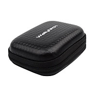 halpa Urheilukamerat ja Tarvikkeet GoProlle-Suojakotelo / Kassit Bluetooth varten Toimintakamera Gopro 4 Silver Universaali EVA - 1pcs