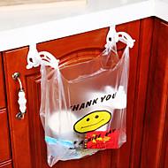 abordables Organización de encimera y pared-1pc Repisas y Soportes Plástico Fácil de Usar Organización de cocina