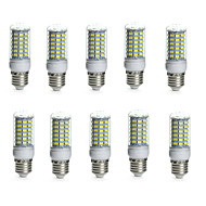 E14 G9 GU10 B22 E26/E27 LED Corn Lights Tube 69 SMD 5730 850-950 lm Warm White Cold White 3000/6000 K Waterproof Decorative AC 220-240 AC 10pcs