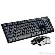 Vezeték nélküli Bluetooth Billentyűzet és egérForWindows 2000/XP/Vista/7/Mac OS