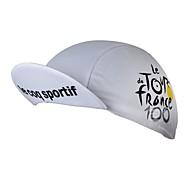 Gorra para Ciclismo Unisex Primavera Verano Invierno Otoño Sombrero Transpirable Poliéster Deportes recreativos Béisbal Snowboard