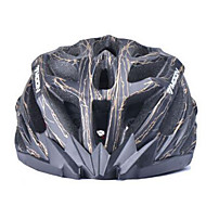 MOON 남여 공용 자전거 헬멧 27 통풍구 싸이클링 사이클링 산악 사이클링 도로 사이클링 레크리에이션 사이클링 중간: 55-59cm; 라지: 59-63cm; PC EPS