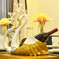 abordables Abridores y Accesorios de Bar-Estantes de Vino Revestido de porcelana,36*21*23CM Vino Accesorios