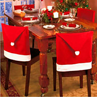 6Pcs Christmas Chair Covers for Christmas and Party Decorations 65*50CM