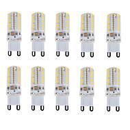 E14 G9 Luci LED Bi-pin T 64 SMD 3014 180-210 lm Bianco caldo Luce fredda Bianco 3000-6000 K Impermeabile Decorativo V