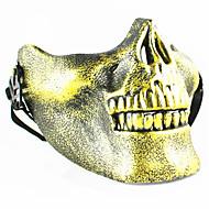cheap Toys & Hobbies-Halloween Masks Skull Mask Skull Skeleton Holiday Supplies Halloween Masquerade 1