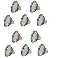 2W GU5.3 (MR16) LED-spotlampen MR16 18 SMD 2835 350 lm Warm wit 3000 K Decoratief V