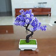 abordables Decoraciones de Boda-Flores Artificiales 1 Rama Estilo Simple Plantas Flor de Mesa