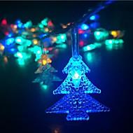 40-vezette 5m csillag fény vízálló csatlakozót kültéri karácsonyi ünnep dekoráció led húr fény