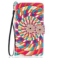 Кейс для Назначение SSamsung Galaxy S7 edge S7 Бумажник для карт Кошелек со стендом Чехол Градиент цвета Твердый Искусственная кожа для