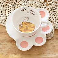 Drinkware Hârtie Reciclabilă Pahare Zilnice  / Pahare Novelty / Căni de Cafea cadou prietena / Decorațiuni 1 pcs