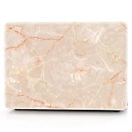 お買い得  MacBook 用ケース/バッグ/スリーブ-MacBook air11 / 13 pro13 / retina13 / 15 macbook12と15のプロのためのピンクの大理石のMacBookコンピュータケース