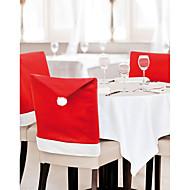 abordables Hogar y Mascotas-silla de navidad decoraciones de navidad cubre la decoración del hogar de los 60 * 50cm 1 pieza