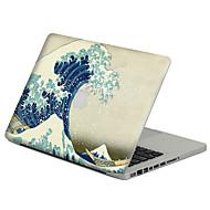 abordables Adhesivos Skin para Mac-1 pieza Adhesivo para Anti-Arañazos Paisaje Diseño PVC MacBook Pro 15'' with Retina / MacBook Pro 15 '' / MacBook Pro 13'' with Retina / MacBook Pro 13 '' / MacBook Air 13'' / MacBook Air 11''