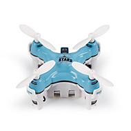 RC Drone Cheerson CX-Stars 4 Canali 6 Asse 2.4G Quadricottero Rc Illuminazione LED Giravolta In Volo A 360 Gradi Segnale Di Batteria