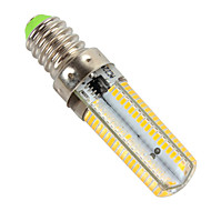 tanie Żarówki LED kukurydza-E14 E12 E17 E11 BA15D Żarówki LED kukurydza T 152 Diody lED SMD 3014 Przysłonięcia Dekoracyjna Zimna biel 480lm 2800-7000K AC110 AC220V