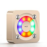 Alto-Falante Bluetooth Sem Fio 2.0 CH Exterior / Suporte de Cartão de Memória / Estéreo / Som Surround / Mini / Super baixo