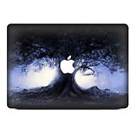 tanie -1 szt. Odporne na zadrapania Przezroczysty plastik Naklejka na obudowę Wzorki NaMacBook Pro 15'' with Retina / MacBook Pro 15'' / MacBook