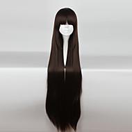 Cosplay Parykker Cosplay Cosplay Anime Cosplay Parykker 110cm CM Varmeresistent Fiber Kvindelig