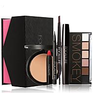 Suha / Wet / Mat / Shimmer / Mineral Eyes / Lice / Lips Pot gloss / Dugo trajanje / Korektor / Prirodno / Brzo kemijska Guangzhou